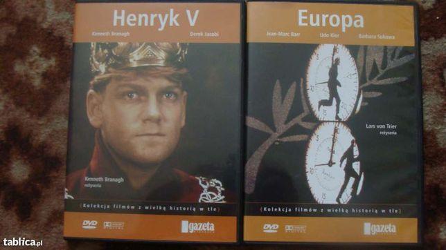 Kolekcja filmów DVD z wielką historią w tle