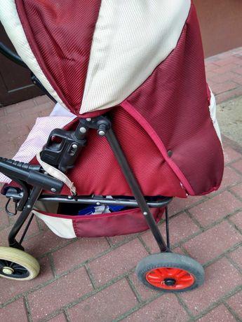 Wózek dla lalki do zabawy