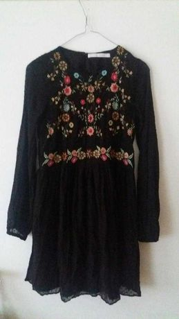 Sukienka Zara modne aplikacje