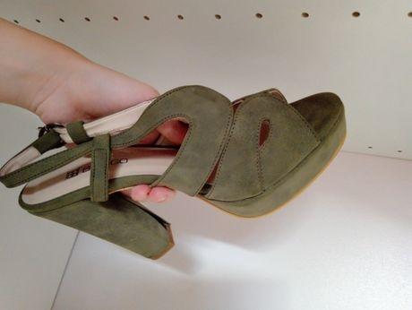 Nowe tureckie buty r.39