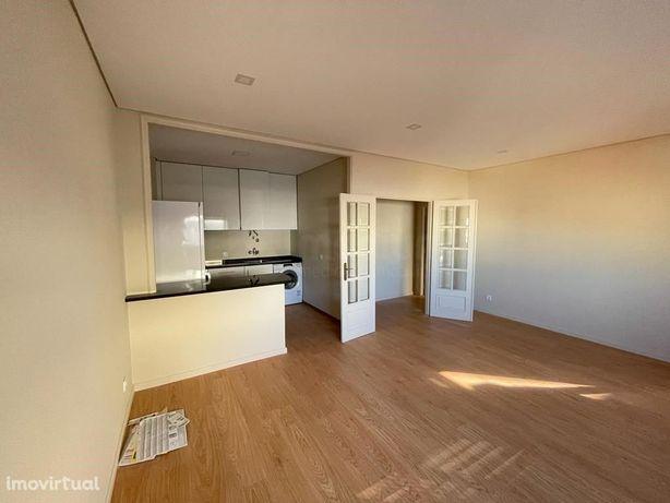 Apartamento T1 vista mar