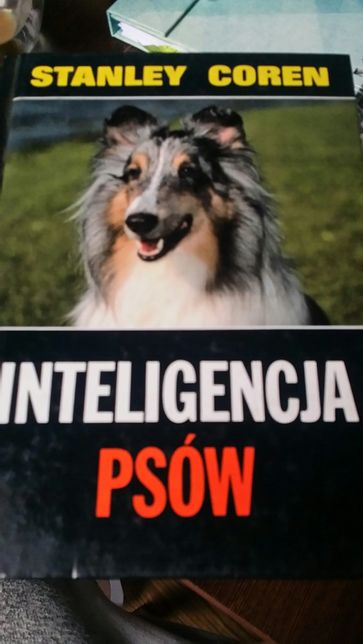 S. Coren - inteligencja psów