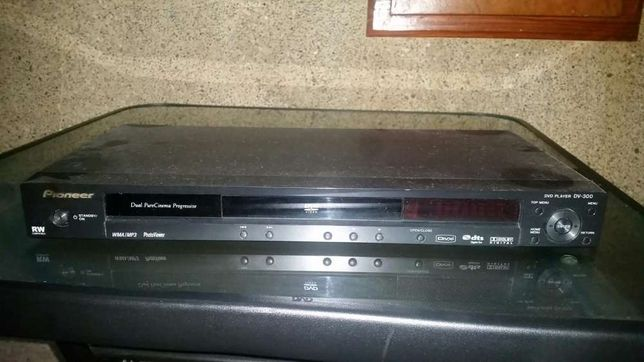 Leitor Cds e dvds Pioneer