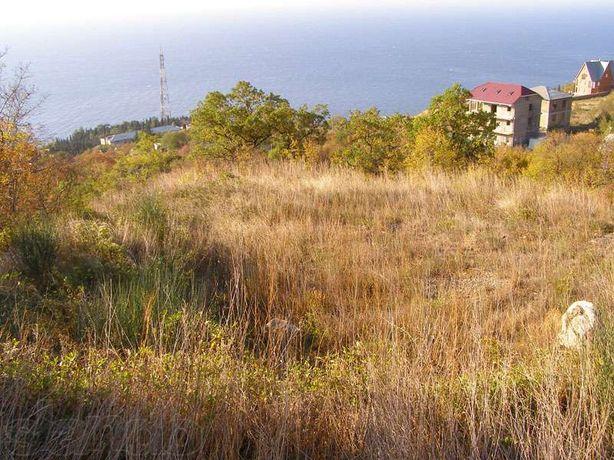 Участок ЮБК (Крым) пгт. Парковое, мкр. Бекетово под жилую застройку