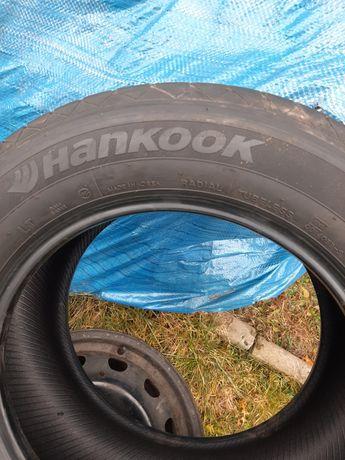 Sprzedam opony letnie Hankook 225/60/16C