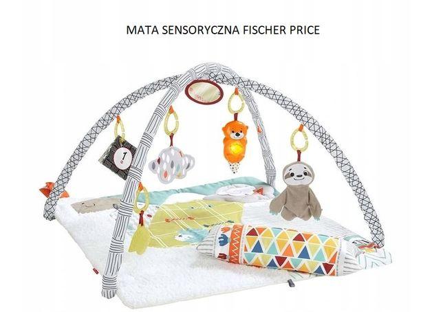Mata sensoryczna Fischer Price