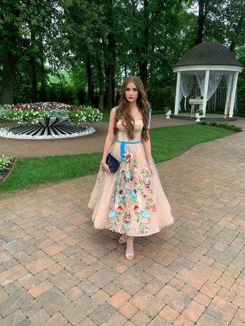 Вечірня сукня Стан ідеальний ( одягнена один раз )