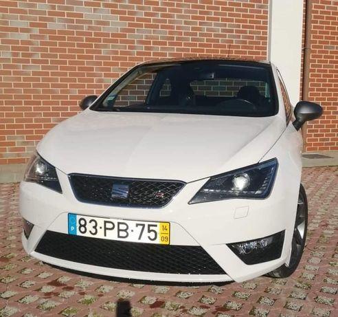 Seat Ibiza FR 1.2 TSI (turbo)
