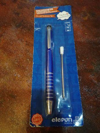 długopis z rysik do ekranów dotykowich