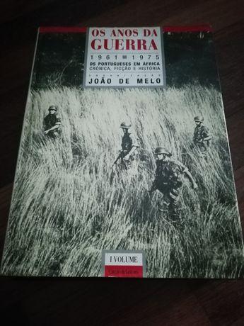Livro sobre Guerra em África