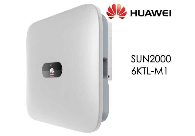 Falownik Huawei 6 kW inwerter fotowoltaiczny Sun 2000 6KTL-M1