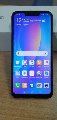 Смартфон Huawei P smart + 4/64 Gb
