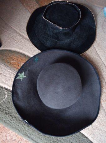 Шляпа 56-57-58 сомбреро ковбойская