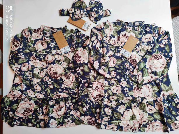 newbie sukienka 80 lub 86 LE 10 LECIE +OPASKA