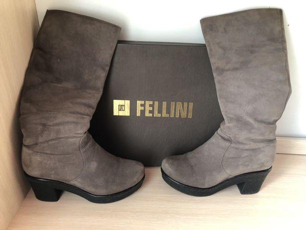 Женские зимние сапожки Fellini