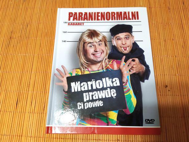 Kabaret Paranienormalni DVD nowe bez folii unikat