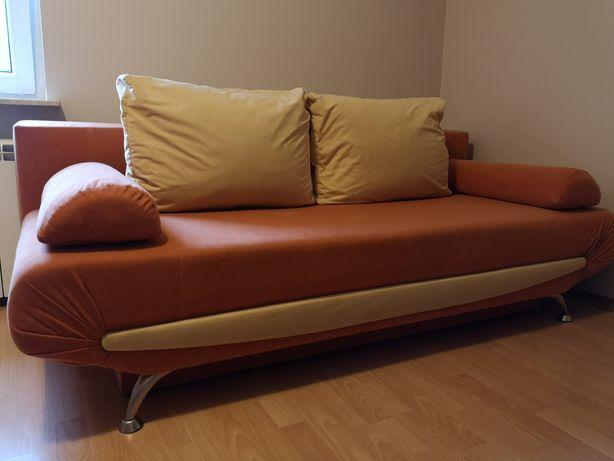 Sofa rozkładana 2-osobowa