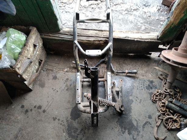 Продам раму с китайского скутера