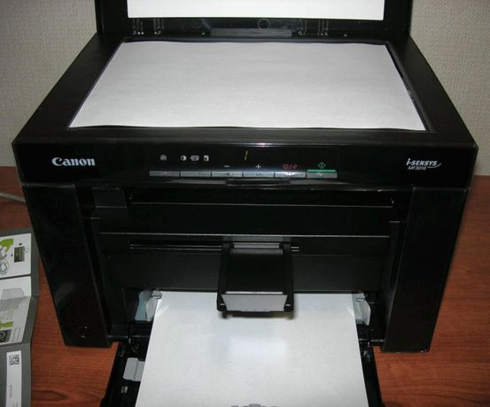 лазерное МФУ Canon mf 3010 в идеале