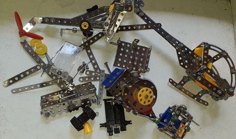 Lego. Конструктор металлический