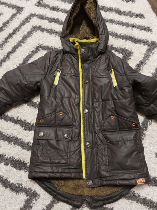 Теплая парка (куртка) Каменское - изображение 1