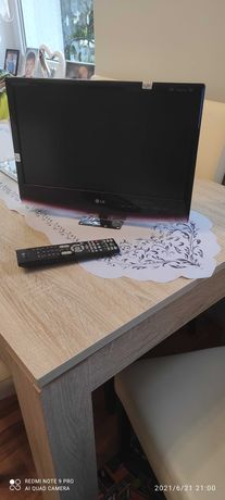 Tv. do aresztu 21cali.LG.z wbudowanym dekoderem