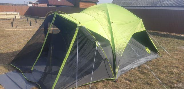 Крутая палатка Coleman.6 мест.Чистый американец.Качество!