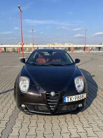 Alfa Romeo MiTo 1,6 JTDM 2009 salon Polska 2-gi właściciel