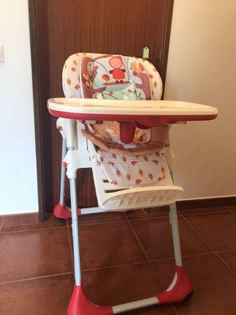 Cadeira refeição Chicco Polly