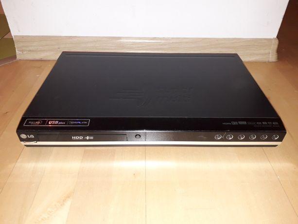 Nagrywarka HDD/DVD marki LG RH387H