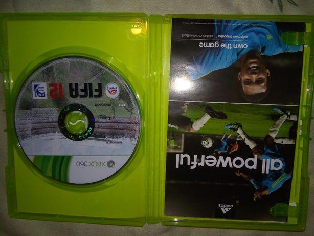 XBOX 360 FIFA 12 (ліцензійний)