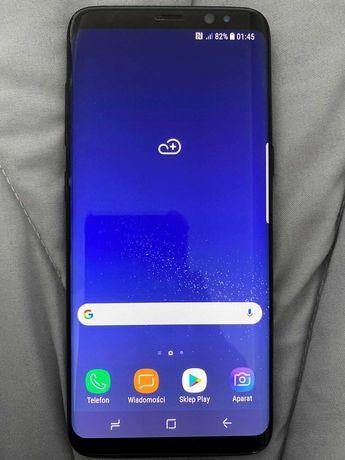 Samsung S8 używany, nie zbity