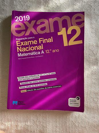 Livro de preparação exame Matemática A