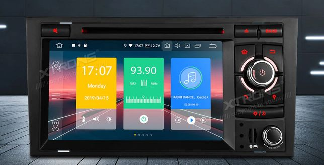 Radio Audi A4 B6 b7 seat exeo XTRONS ANDROID Stacja multimedialna 2DIN