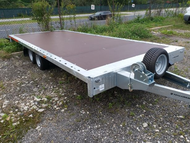 Laweta TEMARED CARPLATFORM 5121 płaska 500x200 platforma 5x2 2.7T 3.0T
