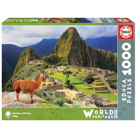 Puzzle Educa 1000 Peças 17999 Machu Pichu Peru - NOVO