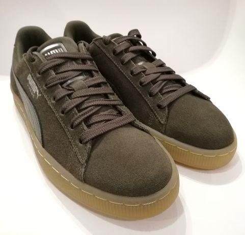 Nowe damskie buty Puma Suede Classic Bubble rozmiar 37 wkładka 240 mm