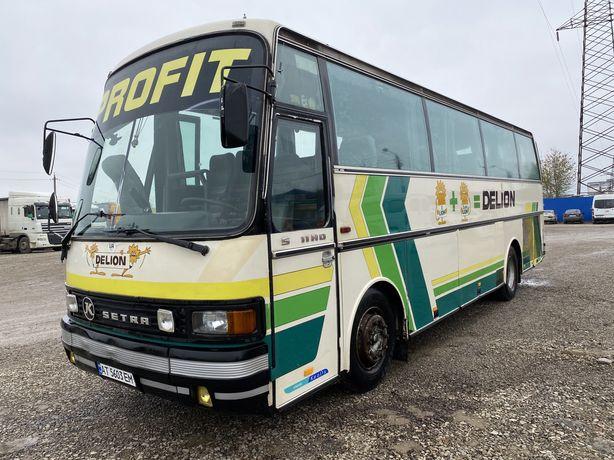 Автобус Setra S211H 39 місць туристичний