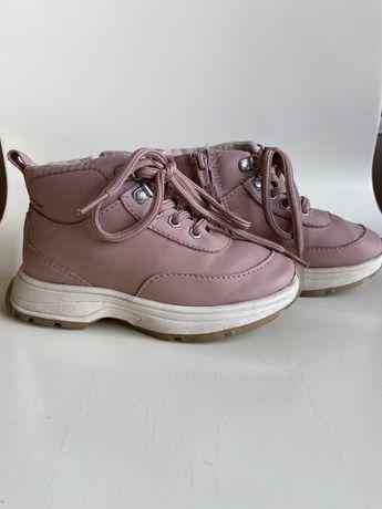 Весенние ботинки доя девочки Zara(h&m)