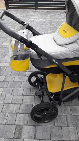 Wózek 2w1 + gratis nosidelko z adapterami