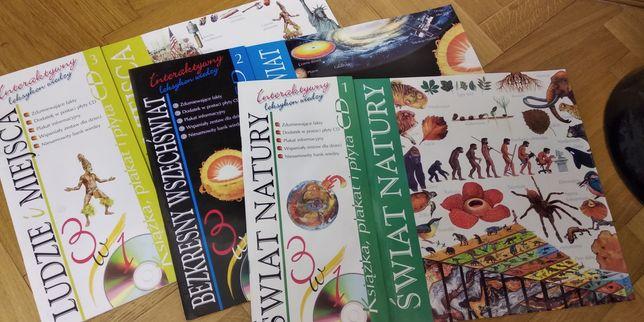Польські книжки і диски