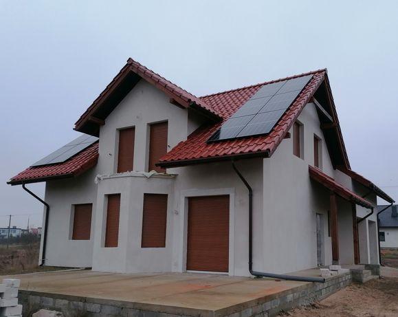 Nowy dom jednorodzinny w Paterku
