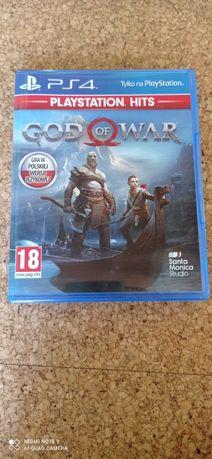 Gra PS4 God Of War 4. Wysyłka gratis