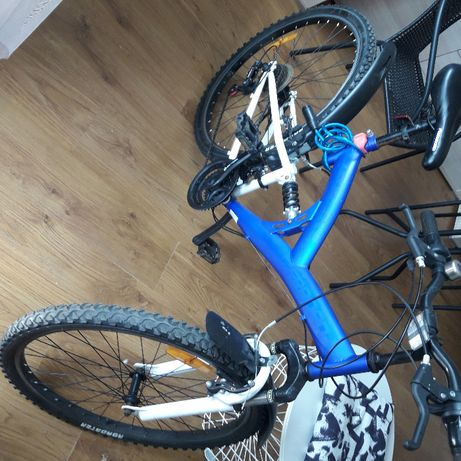 Sprzedam rower niebieski