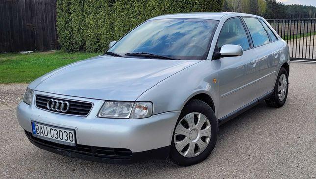 Audi A3 1.9 TDI,Srebrny Metalik *2000*