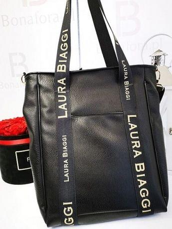 Meega torba shopper bag XXL Laura BIAGGi