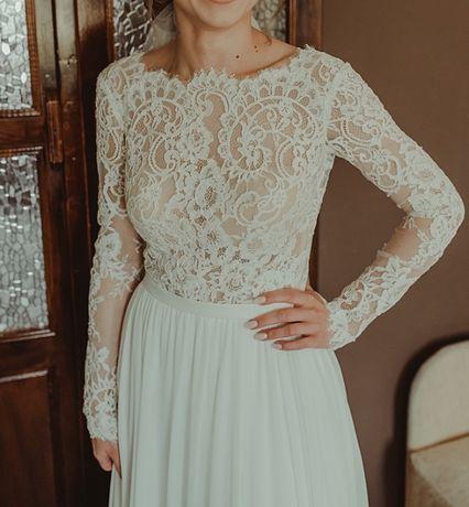 Suknia ślubna Herm's Bridal Aragonite (rozmiar 34)