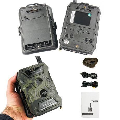 Fotopułapka Kamera leśna GSM 12Mpx 940nm SF 2.6cm