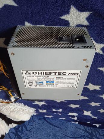 Chieftec блок живлення 500w