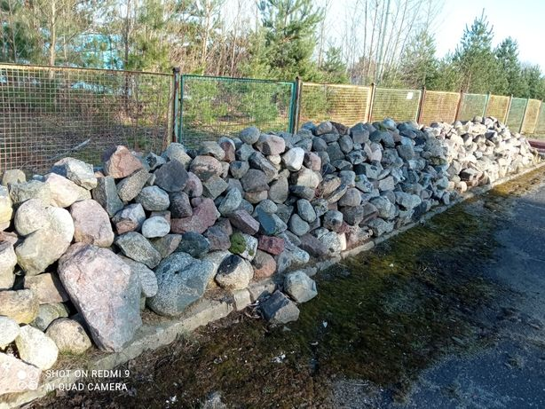 Kamienie polne i z rozbiórki